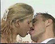 Hot blond likes to be licked - scene 2