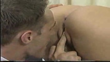 Hot blond likes to be licked - scene 5