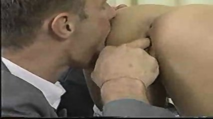 Hot blond likes to be licked - scene 6