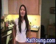 Kat - Young Hot Sexy Filipina - scene 1