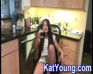 Kat - Young Hot Sexy Filipina - scene 2