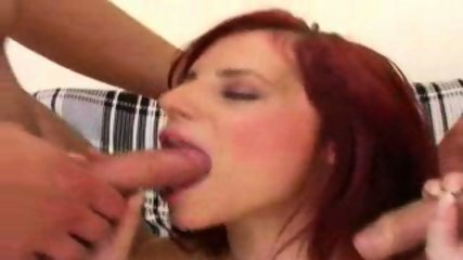 Czech cute redhead Piper Fawn aka Arielle hardcore - scene 6