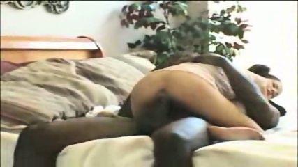 Tiny Asian Girl fucked by black monster cock - scene 9