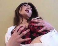 Ayano Murasaki - older woman masturbates - scene 3