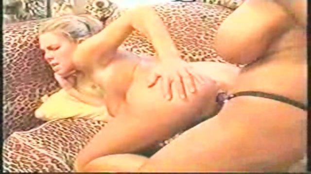 Sexy lesbians having hardcore sex