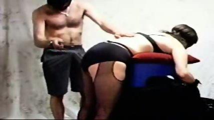 Wife Spank Then Anal Fuck - scene 2