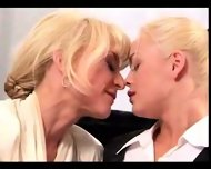 mature women and young girls - scene 2