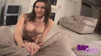Haley Sucks Cock - scene 1