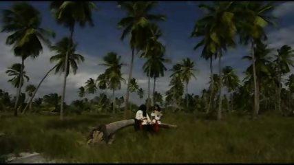 robinson crusoe - scene 10