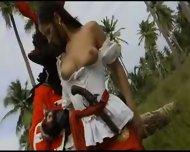 robinson crusoe - scene 5