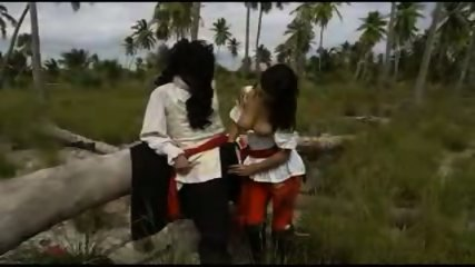 robinson crusoe - scene 6