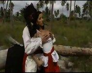 robinson crusoe - scene 7