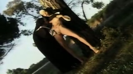 Nuns lesbians asslicking - scene 10