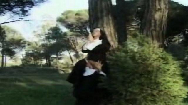 Nuns lesbians asslicking
