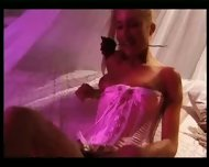 swedish blonde creampie - scene 6