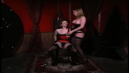 Stockings and Spanking - scene 12
