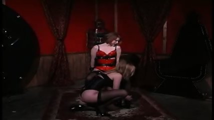 Stockings and Spanking - scene 3
