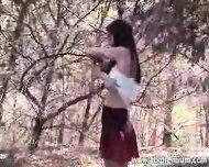 Josie masturbating - scene 4