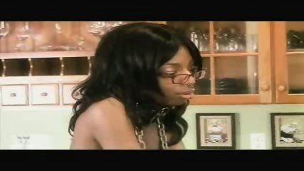 Interracial Lesbian Bondage Two - scene 9