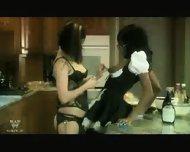Interracial Lesbian Bondage One - scene 5