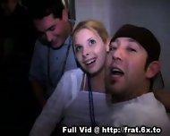 Frat Party Blowjob - scene 5