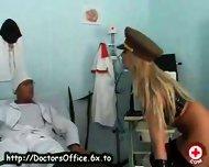 Sexy Military operation - scene 9