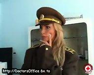 Sexy Military operation - scene 2