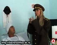 Sexy Military operation - scene 4