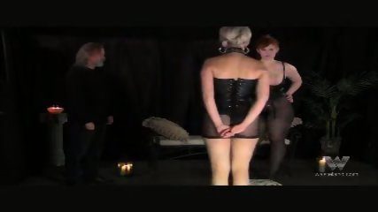 Submit and Spank - scene 4
