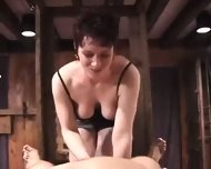 Bound and Punished - scene 8