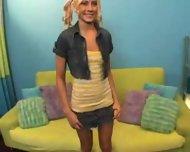 Madison Ivy - Blond Teen - scene 2