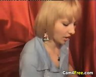 Hot Blonde Naked and Horny On Webcam - scene 2