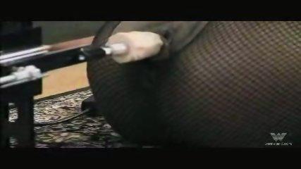 Interracial Lesbian Bondage - scene 2
