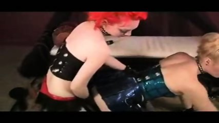 Fetish Lesbians - scene 9