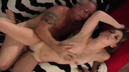 Uncle Jess fucks Way younger girl - scene 8