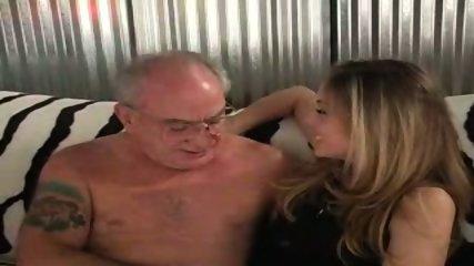 Uncle Jess fucks Way younger girl - scene 1