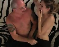 Uncle Jess fucks Way younger girl - scene 2