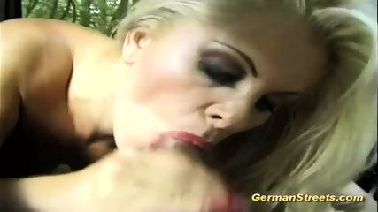 Picked Up Busty German For Backseat Anal - scene 12