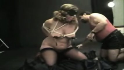 Bound Clamped and Spanked - scene 6