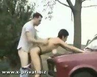 russian slut swallows cum - scene 4