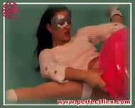 Contortionist - Blowup dildo - scene 11