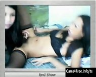 Two hot Asian Shemales Suck Cock on Webcam! - scene 8