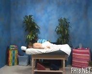 Slippery and wet massage
