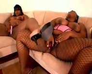 Big Ums Fat Black Freaks Orgy 3 Part 1 - scene 4