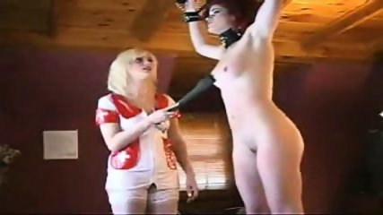 Lesbian Spanking and Pussy Spreaders - scene 11