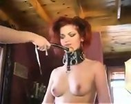Lesbian Spanking and Pussy Spreaders