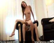 Melina & Valentino TemptingTrannys - scene 9