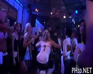 Explicit hardcore partying