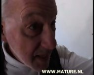 Old Man doing Teen after showing off a bike - scene 2