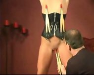 Misbehave you get spanked - scene 8